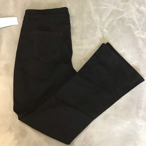 Style & Co black jeans 12S. NWT